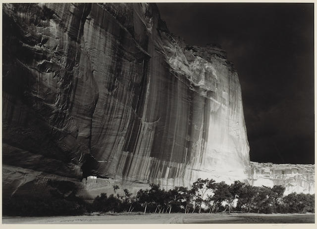 William Clift (American, born 1944); White House Ruin, Canyon de Chelly, Arizona;