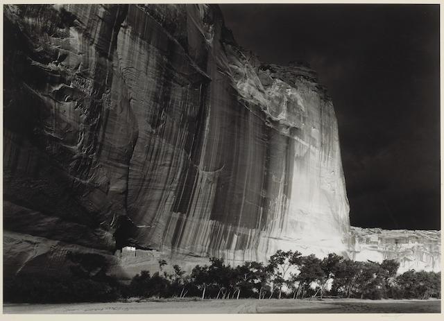 William Clift (American, born 1944); White House Ruin, Canyon De Chelly, Arizona;