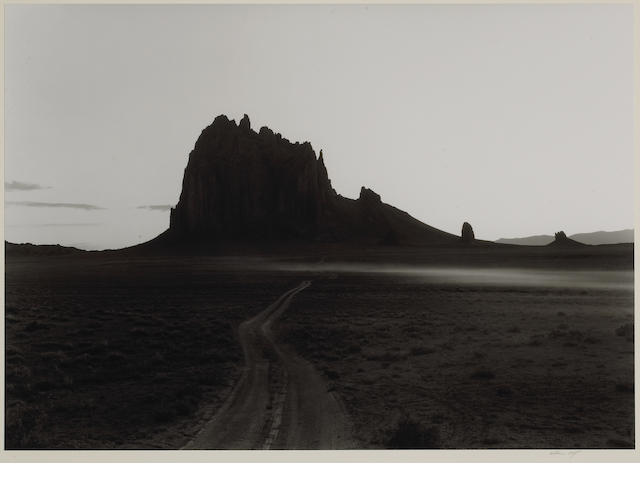 William Clift (American, born 1944); Road, Shiprock, New Mexico;