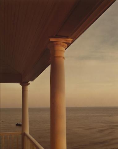 Joel Meyerowitz (American, born 1938); Provincetown, Porch Series;