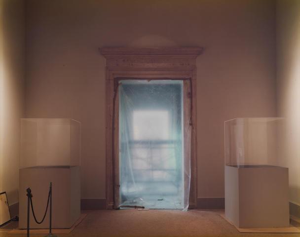 Joel Meyerowitz (American, born 1938); Interior, St. Louis Art Museum;
