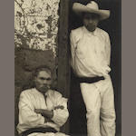 Paul Strand (American, 1890-1976); Photographs of Mexico;