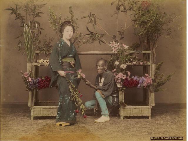 Kusakabe Kimbei, and others Souvenir of Japan;