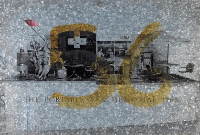 Edward Kienholz (American, 1927-1994); The Portable War Memorial;