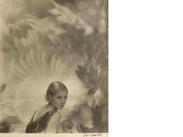 Cecil Beaton photograph of Natalie (Natasha) Paley.