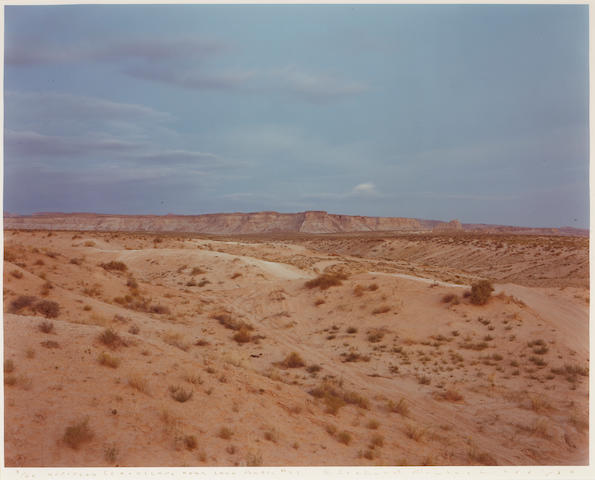 Richard Misrach (American, born 1949); Untitled (Landscape near Lake Powell #2);