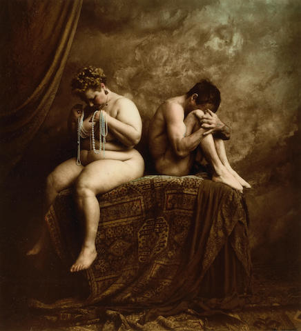 Jan Saudek (Czech, born 1935); Children Nr. 1903;