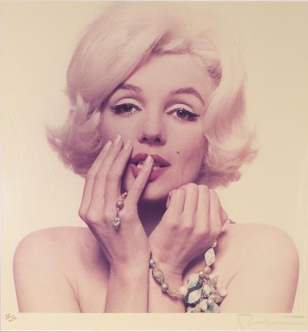 Bert Stern (American, born 1930); Marilyn Monroe, from The Last Sitting;