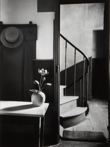 (n/a) André Kertész (Hungarian/American, 1894-1985); Chez Mondrian, Paris;