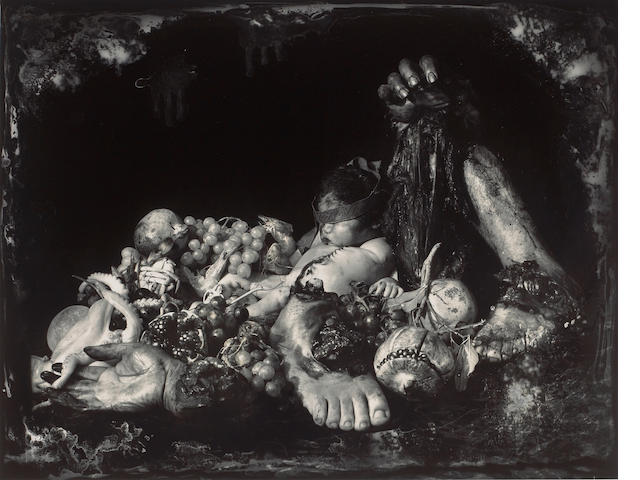 Joel-Peter Witkin (American, born 1939); Feast of Fools, Mexico City;