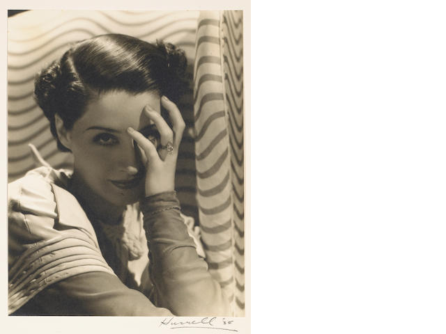 George Hurrell (American, 1904-1992); Portraits of Norma Shearer;