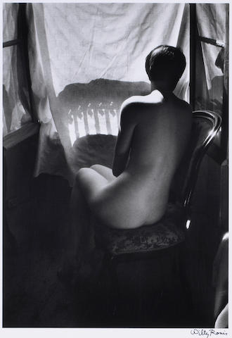 Willy Ronis (French, 1910-2009); Deena de dos;
