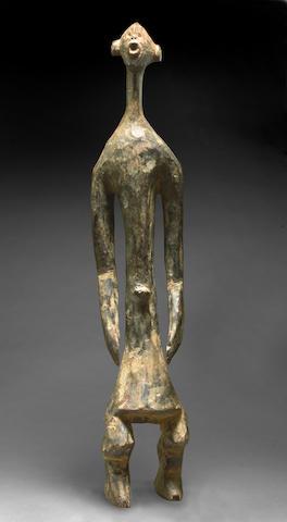 Mumuye Ancestor Figure, Nigeria