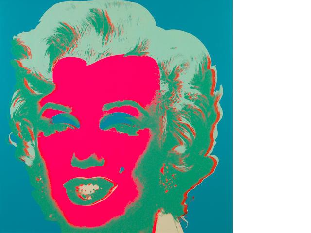 Andy Warhol (American, 1928-1987); Marilyn Monroe;