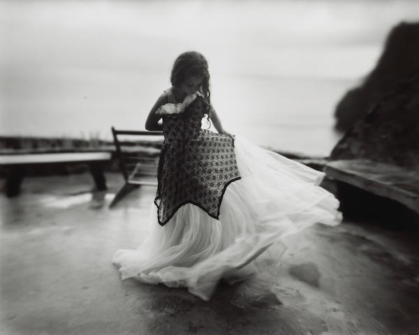 Sally Mann (American, born 1951); Virginia at 9;