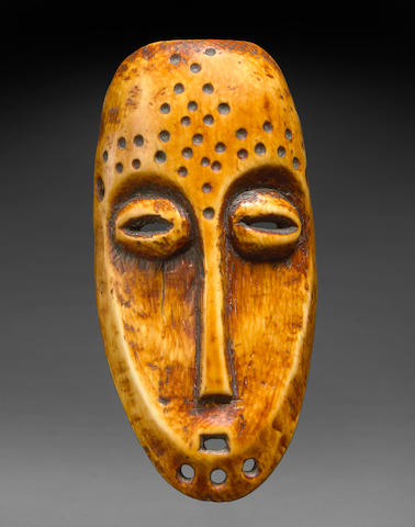 Lega Ivory Mask, Democratic Republic of the Congo
