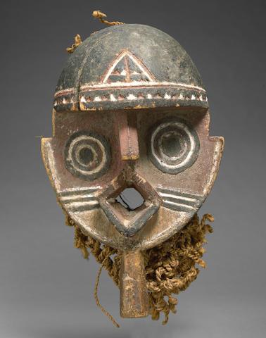 Nuna/Gurunsi Mask, Burkina Faso