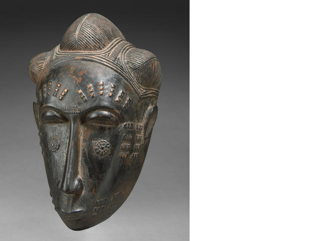 Baule Female Mask