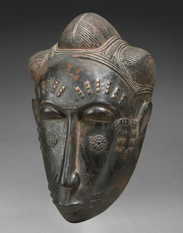 Baule Female Mask