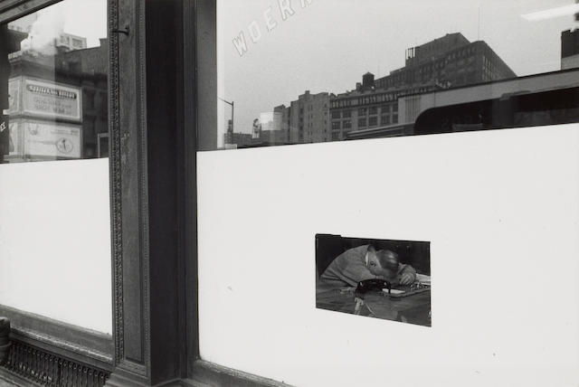 Lee Friedlander (American, born 1934); New York City;