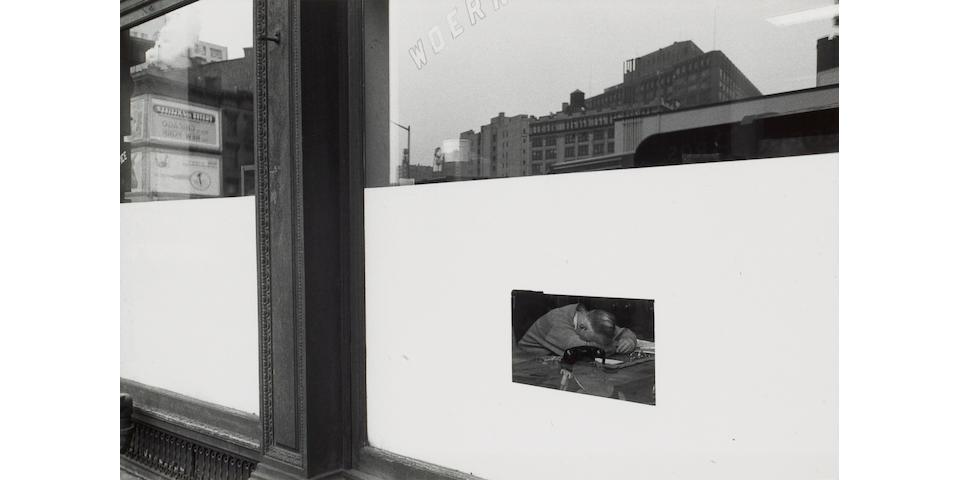 Lee Friedlander (American, born 1934); New York City;