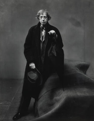 Irving Penn (American, 1917-2009); John Marin, New York;