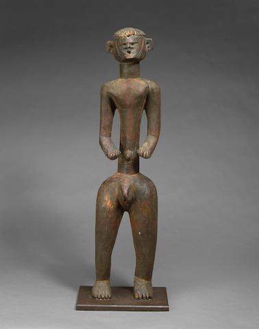 Montol Standing Figure, Nigeria