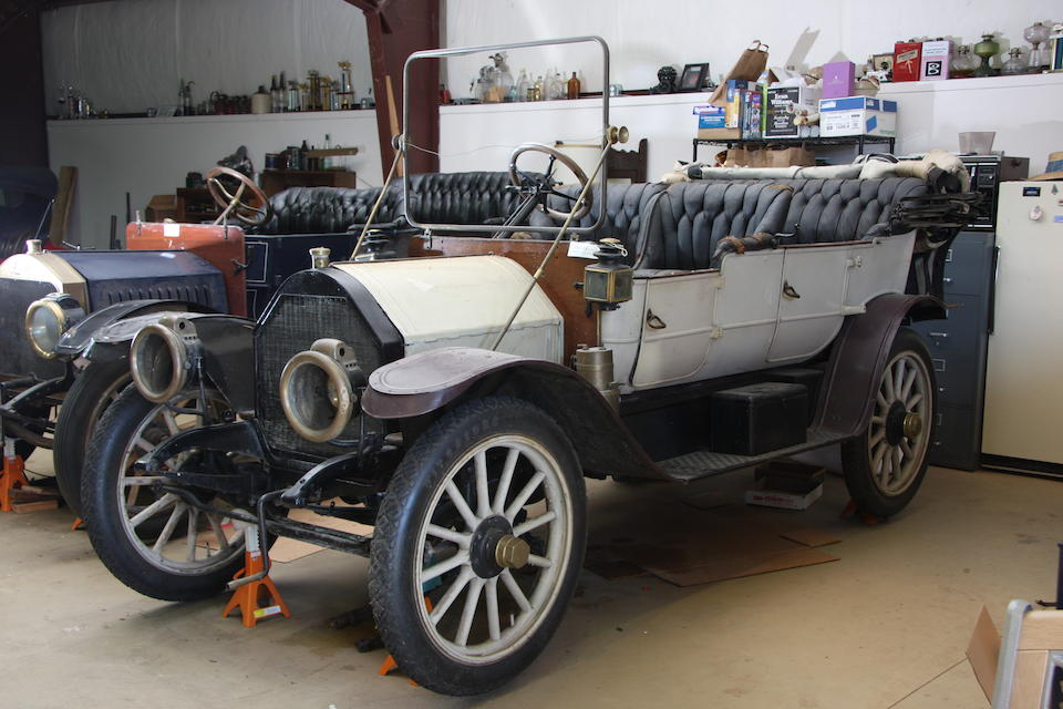 1911 Mitchell Model T Five Passenger Touring  Chassis no. 18410
