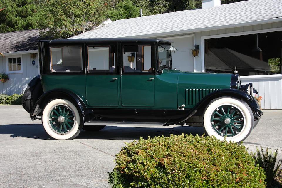 1922 Lincoln Model L Seven Passenger Sedan  Chassis no. 5503 Engine no. 27771