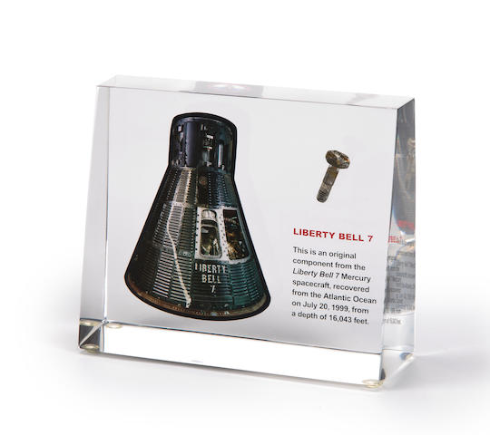 LIBERTY BELL 7 FLOWN BOLT.