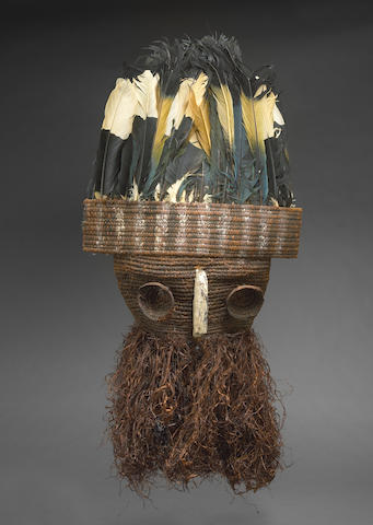 Binji Mask, Demcratic Republic of the Congo