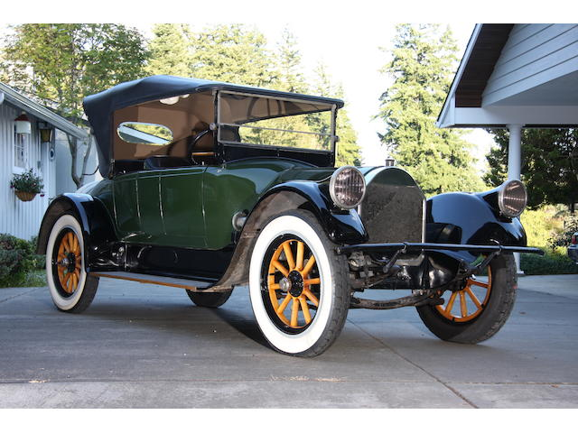 1919 Pierce-Arrow Series 31 38hp Four Passenger Roadster  Chassis no. 311365 Engine no. 311365