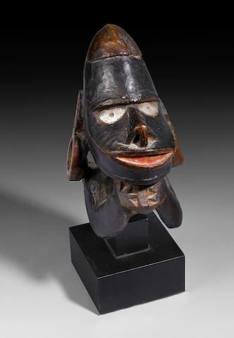 Canoe Prow Ornament, Solomon Islands