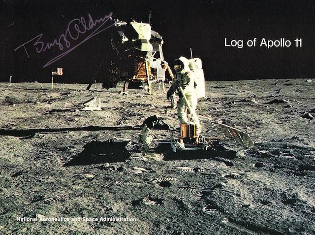 SUMMARY OF EVENTS DURING APOLLO 11.