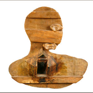 Ceccobelli, Untitled (figure), 1988