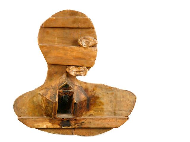 Ceccobelli, Untitled (figure), 1988