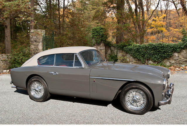 1956 Aston Martin DB 2/4 MkII Coupe  Chassis no. AM300/1206