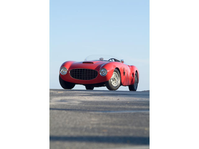 1952 Lazzarino Sport Prototype  Chassis no. 004 Engine no. M17144