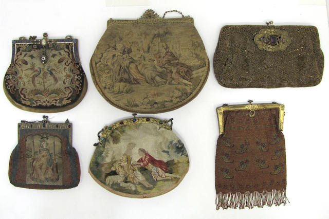 Six Evening Purses