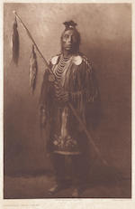 Edward S. Curtis (American, 1868-1952); Selected Images, from The North American Indian; (7)
