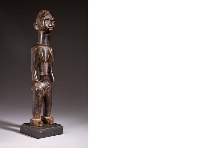 Mossi Female Figure, Burkina Faso