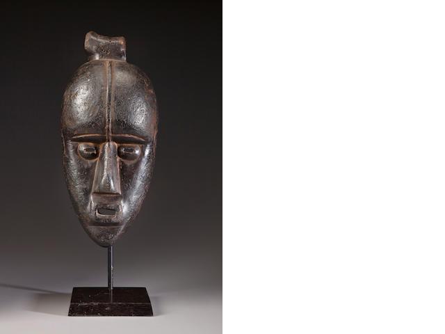 Grebo Mask, Ivory Coast