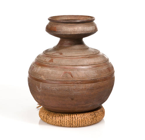 Nupe Terracotta Pot2
