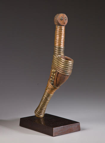 Ngbaka Pipe, Ubangi Region, Democratic Republic of the Congo