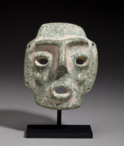 Mezcala Mask