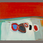 Raimonds Staprans (Latvian/American, born 1926) Fruits of the Field, 1967 22 x 25in