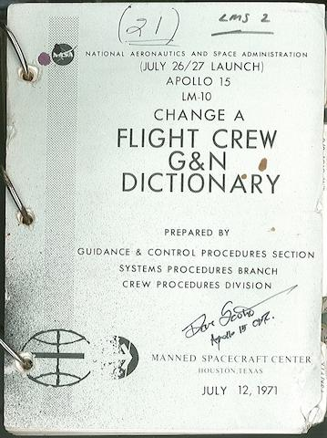 GUIDANCE AND NAVIGATION DICTIONARY.