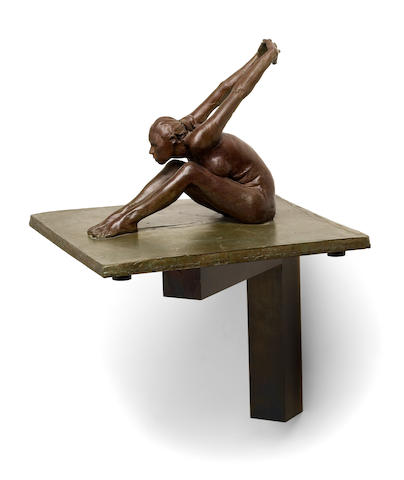 Robert Graham bronze (2 pcs)