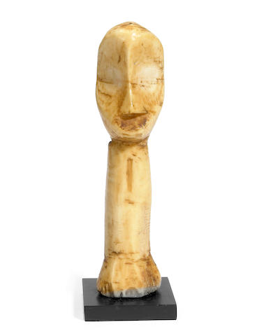 Lega Human Bust, Democratic Republic of the Congo