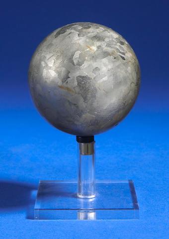 Campo del Cielo Meteorite Sphere